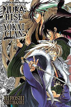 Nura: Rise Of The Yokai Manga Vol.  25