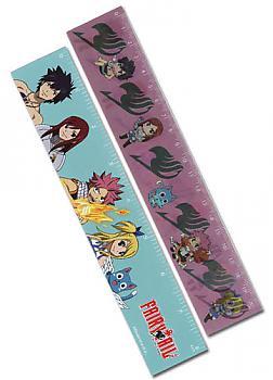 Fairy Tail Ruler - Lenticular Cast (Pack of 5)