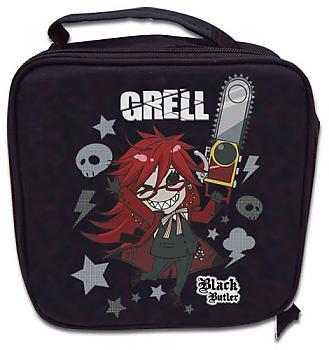 Black Butler Lunch Bag - Grell
