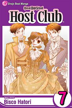 Ouran High School Host Club Manga Vol.   7