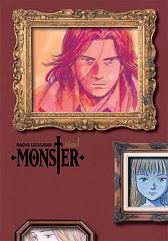 Monster Perfect Edition Manga Vol.   1