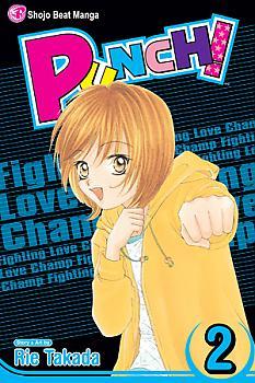 Punch! Fighting Love Champ Manga Vol.   2