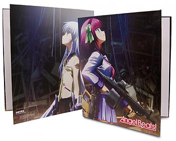 Angel Beats! Binder - Yurippe & Kanade