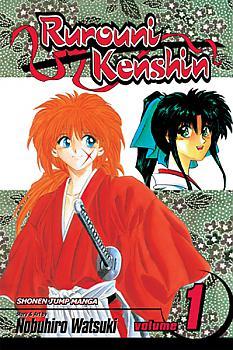 Rurouni Kenshin Manga Vol.   1