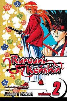 Rurouni Kenshin Manga Vol.   2