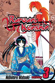 Rurouni Kenshin Manga Vol.   3