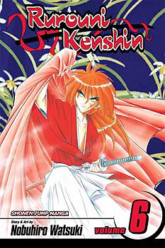 Rurouni Kenshin Manga Vol.   6