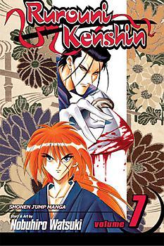 Rurouni Kenshin Manga Vol.   7