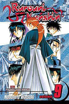 Rurouni Kenshin Manga Vol.   9