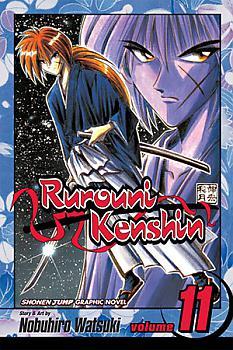 Rurouni Kenshin Manga Vol.  11