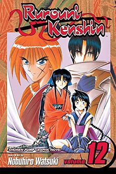 Rurouni Kenshin Manga Vol.  12