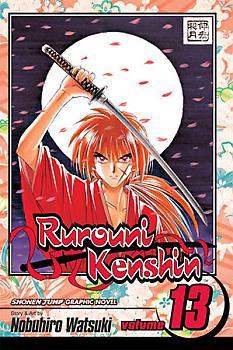 Rurouni Kenshin Manga Vol.  13