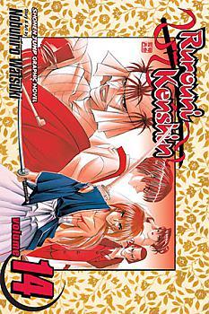 Rurouni Kenshin Manga Vol.  14