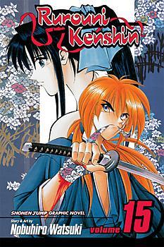 Rurouni Kenshin Manga Vol.  15