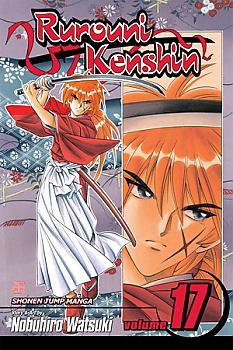 Rurouni Kenshin Manga Vol.  17