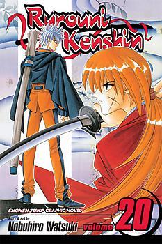 Rurouni Kenshin Manga Vol.  20