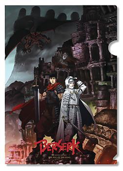 Berserk File Folder - Guts, Griffith, Zodd, Skull Knight (Pack of 5)