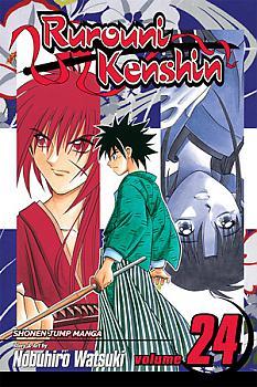 Rurouni Kenshin Manga Vol.  24