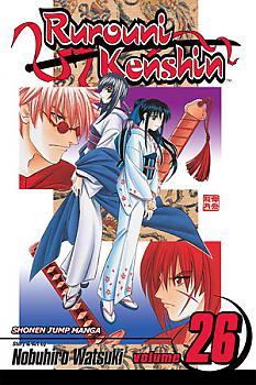 Rurouni Kenshin Manga Vol.  26