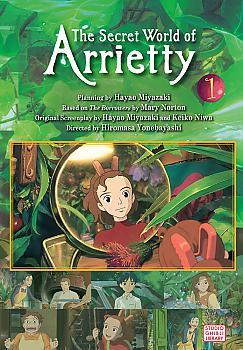 Secret World of Arrietty Manga Vol.   1