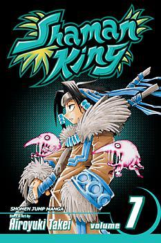 Shaman King Manga Vol.   7