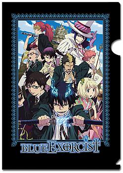 Blue Exorcist File Folder - Group (Pack of 5)