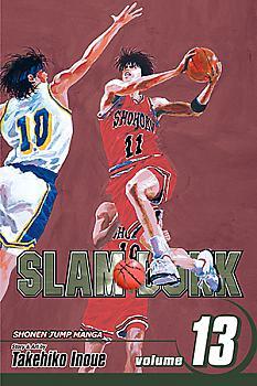 Slam Dunk Manga Vol.  13