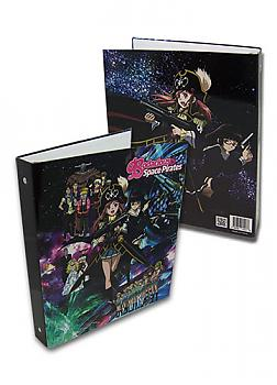 Bodacious Space Pirates Binder - Group