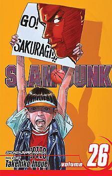 Slam Dunk Manga Vol.  26