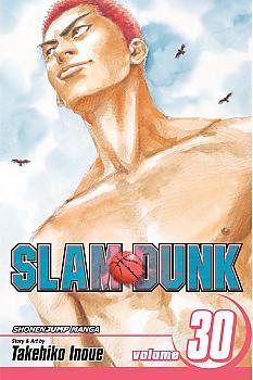 Slam Dunk Manga Vol.  30