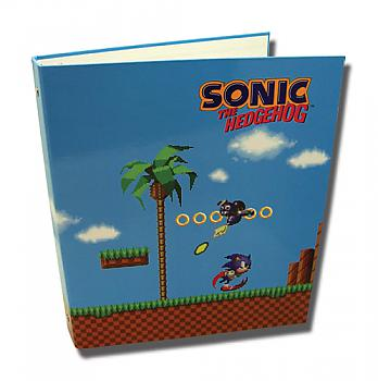Classic Sonic Binder - Green Hill Zone