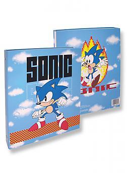 Classic Sonic Binder - Sonic