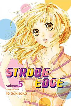 Strobe Edge Manga Vol.   5