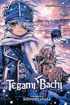 Tegami Bachi Manga Vol.   3
