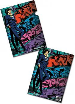 Cowboy Bebop File Folder - Spike
