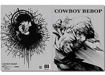 Cowboy Bebop Pocket File Folder - Spike Takes Aim