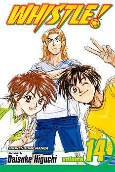 Whistle! Manga Vol.  14