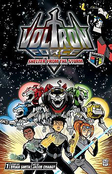Voltron Force Manga Vol.   1