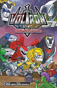 Voltron Force Manga Vol.   2