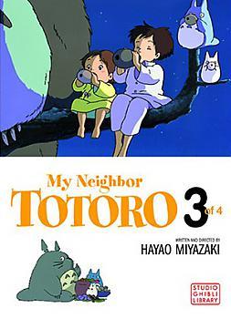 My Neighbor Totoro Manga Vol.   3