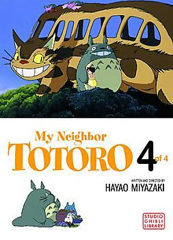 My Neighbor Totoro Manga Vol.   4