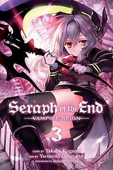 Seraph of the End Manga Vol.   3
