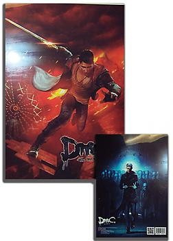 DMC File Folder - Dante & Vergil (Set of 5) (Devil May Cry)