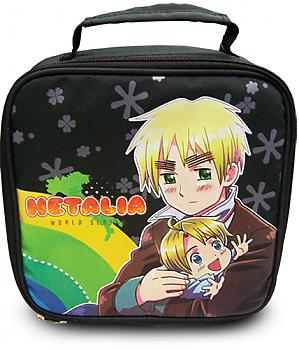 Hetalia Lunch Bag - Britain and America