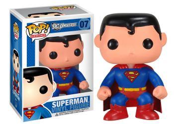 Superman POP! Vinyl Figure - Superman