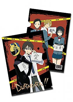 Durarara!! File Folder - Cast (Pack of 5)