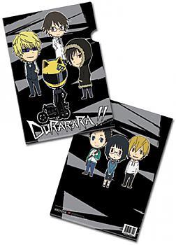 Durarara!! File Folder - Group (Pack of 5)