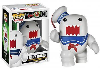 Domo x Ghostbusters POP! Vinyl Figure - Domo Stay Puft