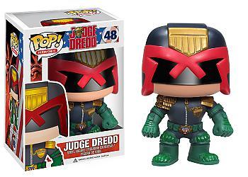 Judge Dredd POP! Vinyl Figure - Judge Dredd