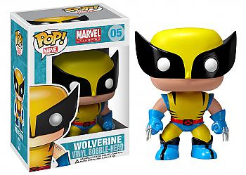Wolverine POP! Vinyl Figure - Wolverine (Marvel)